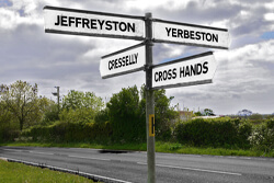 image of Jeffreyston Community Council